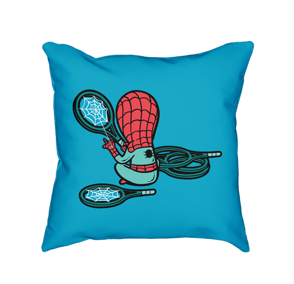 Part Time Job Sport Shop - Throw Pillow