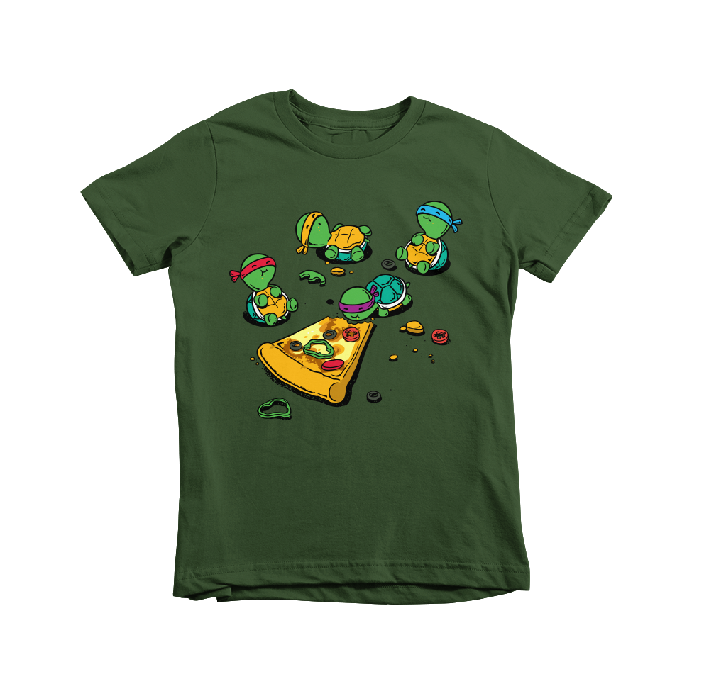 Pizza Lover - Kids Tees