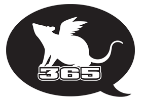 Flying Mouse 365's retina logo