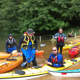 Kayak Basic Strokes & Rescues (All Ages)