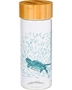 Coral Sea Turtle Bottle