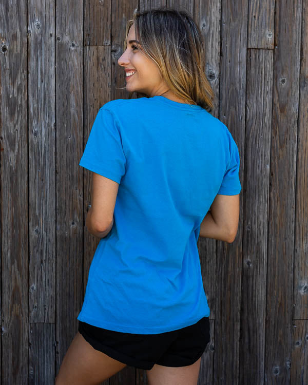 Blue Mountain Horizon Recycled Tee