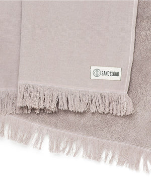 Ash Gray Bath Towel