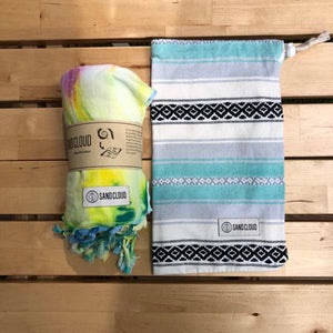 Mint Baja Pouch - Sand Cloud