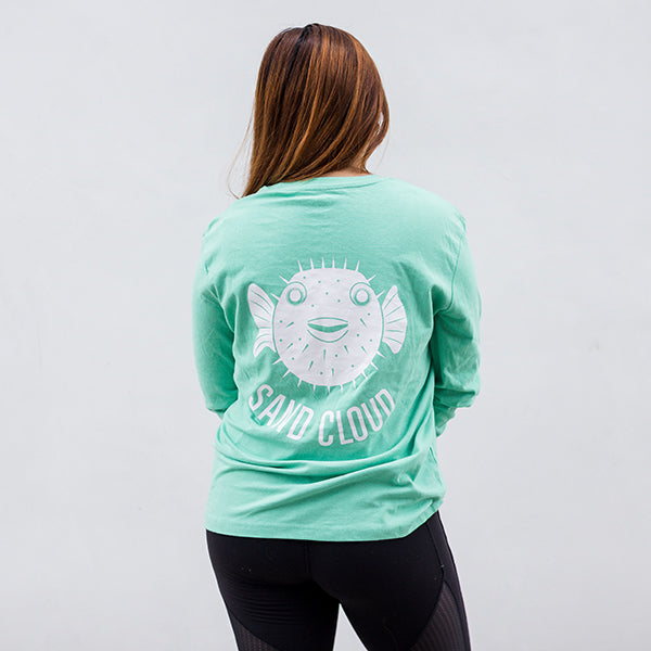 Pufferfish Recycled Tee