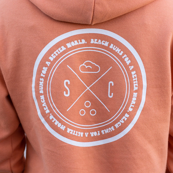 Sand Cloud Beach Bum Crop Hoodie