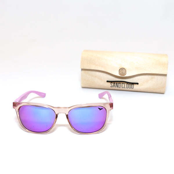 Recycled Pink Sunglasses