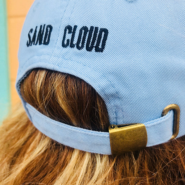 Powder Blue Sun Hat - Sand Cloud