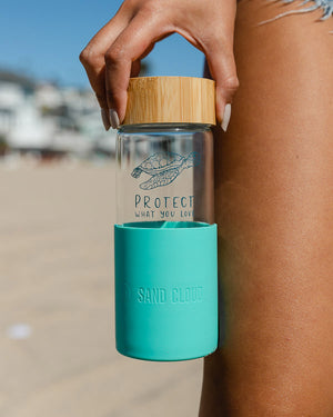 Protect Our Turtles Bottle