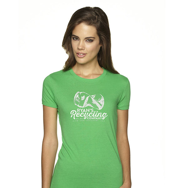 Ryan's Green Women's Shirt