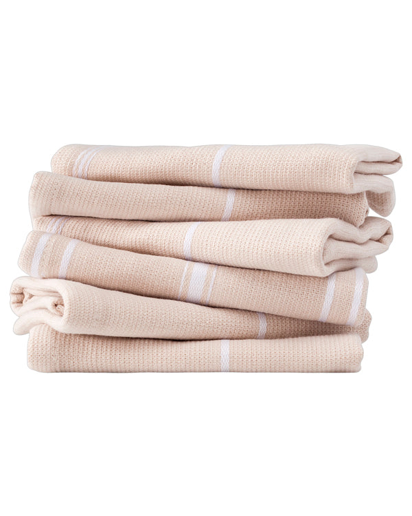 Blush Classic Washcloth Bundle