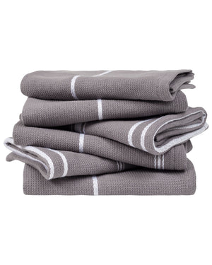 Gray Classic Washcloth Bundle