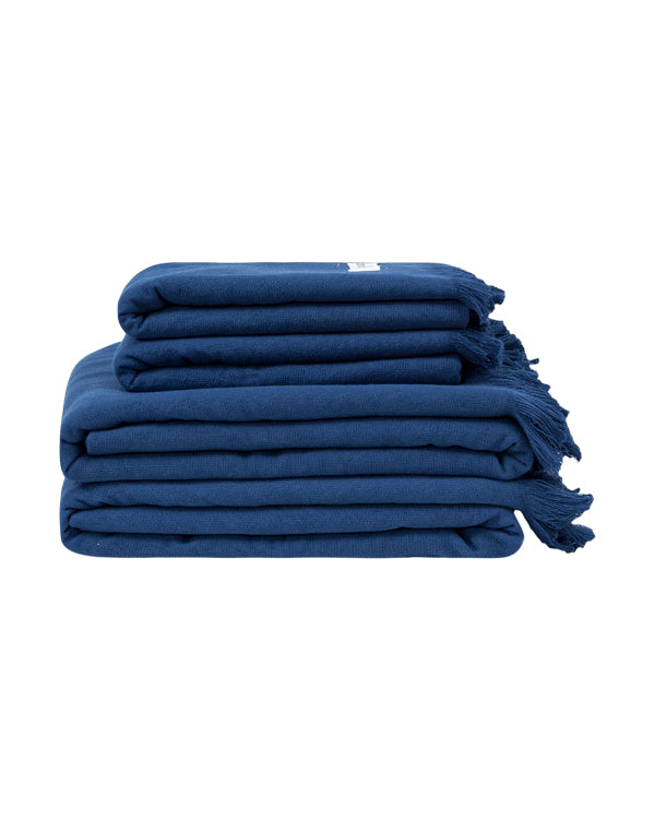 Navy XL Bath Bundle