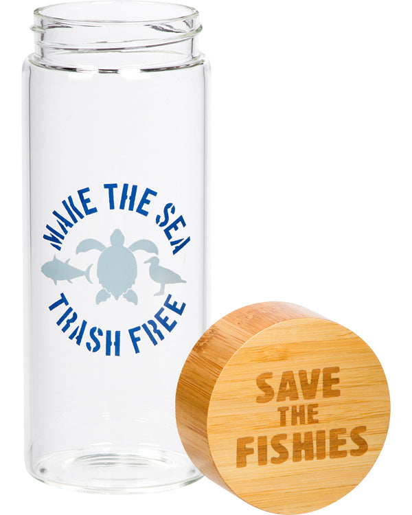 Make the Sea Trash Free Bottle