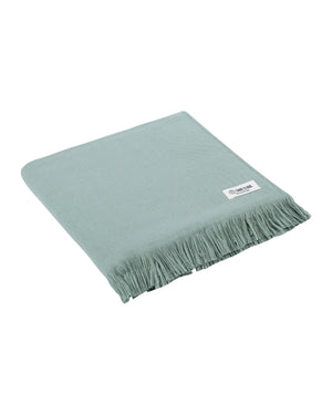 Sage Solid Bath Towel