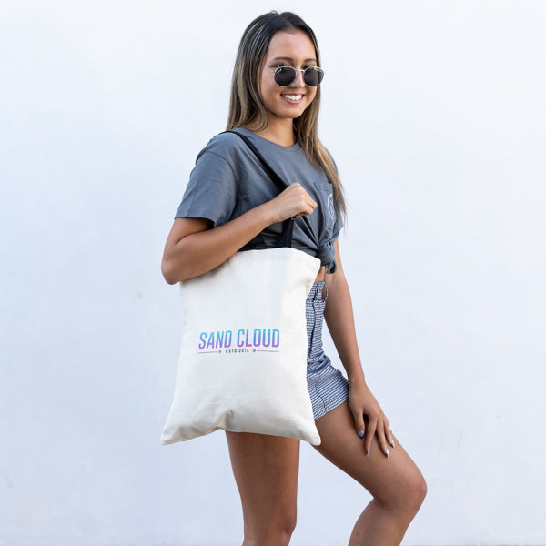 Sand Cloud Luna Tie Dye Tote Bag - Sand Cloud