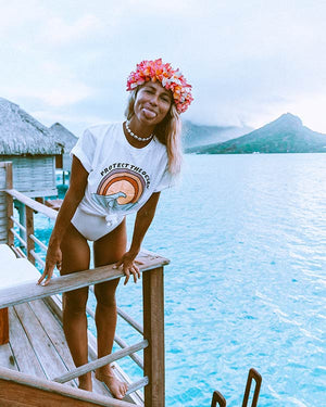 Protect The Ocean Eco Tee by Salty Luxe