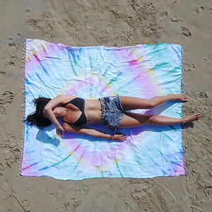 Wanderlust XL Towel - Sand Cloud
