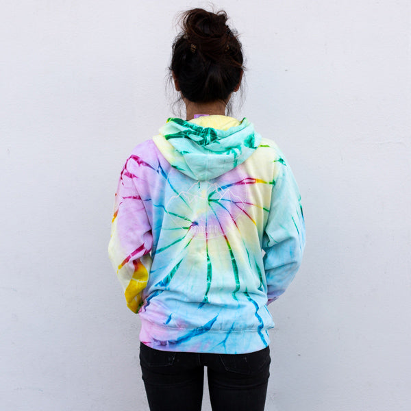Wanderlust Sunset Mountains Hoodie - Sand Cloud