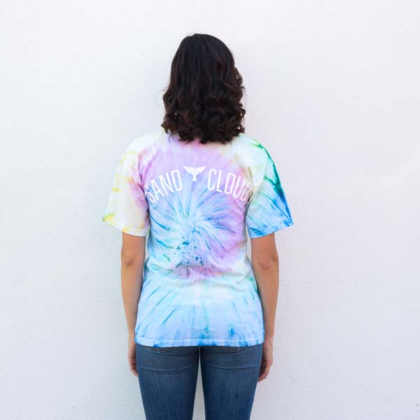 Relaxed Fit Wanderlust Tie Dye Short Sleeve - Sand Cloud