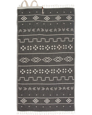 Mudcloth Bag Towel