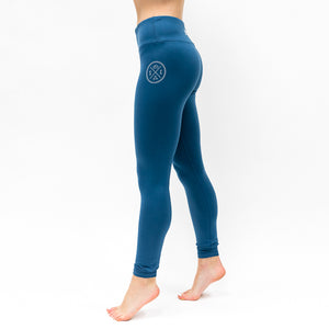 Blue Steel Leggings