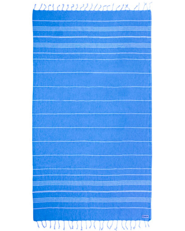 Sky Blue Yoga Towel - Sand Cloud