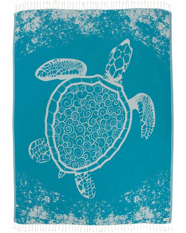 Crush Turtle XL Teal