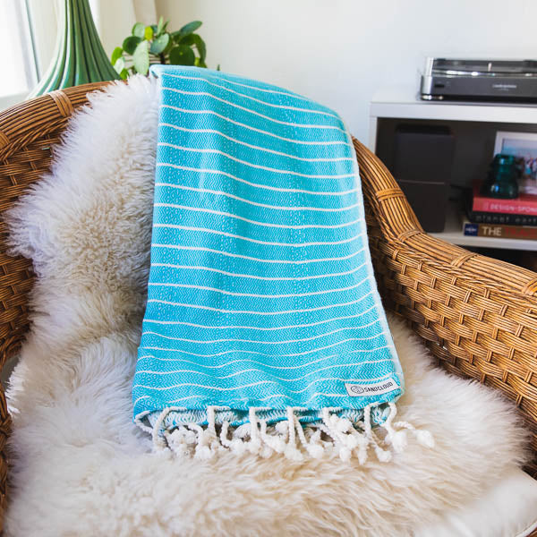 Sea Mist Towel