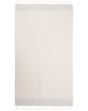 Grey Nikki Towel