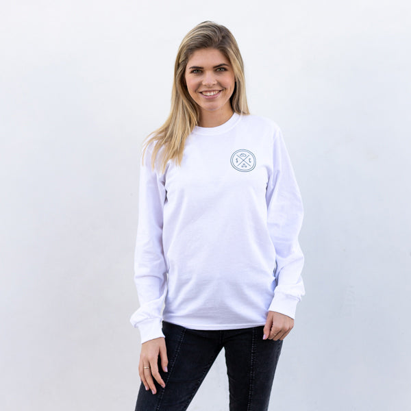 Manatee Long Sleeve Tee