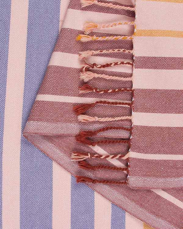 Micro Stripe Towel