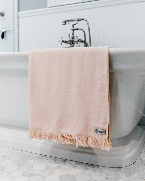 Blush Bath Towel