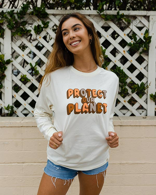 Protect Our Planet Organic Tee