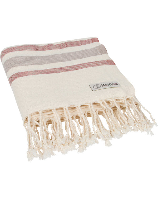 Sierra Dobby Towel with Pocket