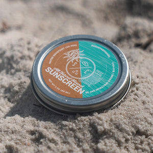 Organic Reef Safe Sunscreen