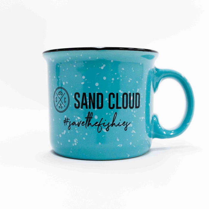 Sand Cloud Camper Mug