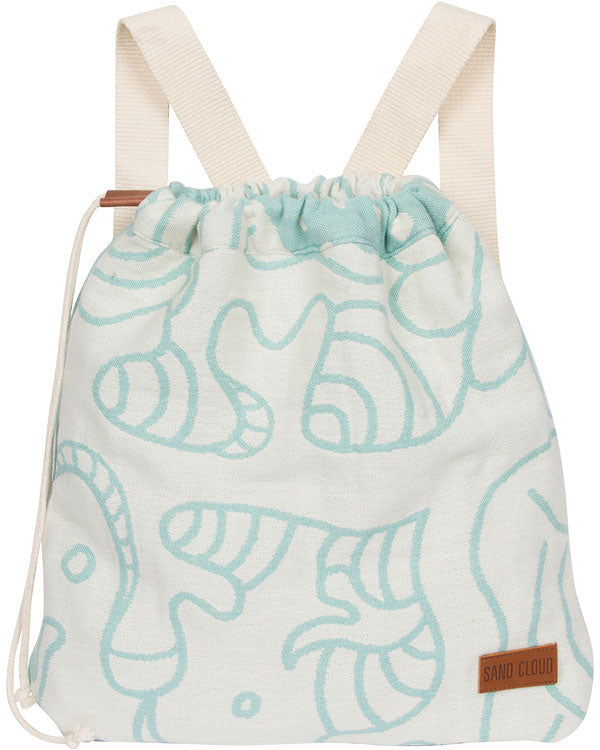 Whale Shark Bag Towel