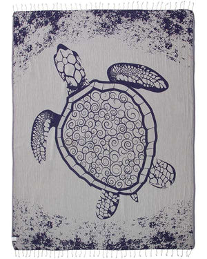 Crush Turtle XL Towel