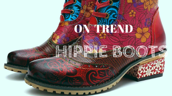 5 Hippie Boots You Should Consider Owning