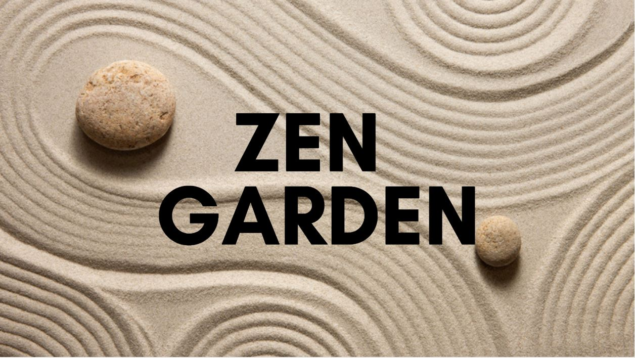All You Need To Know About Zen Gardens