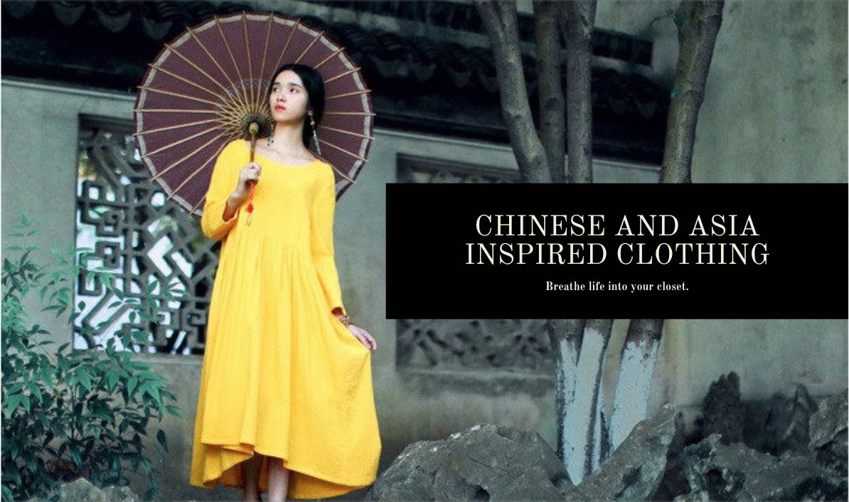 Asia Inspiration & Modern Chinese Fashion