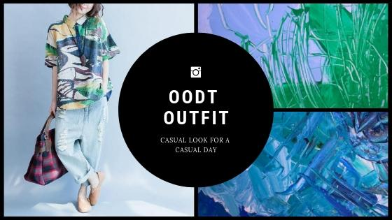 OOTD - Casual Look for a casual day