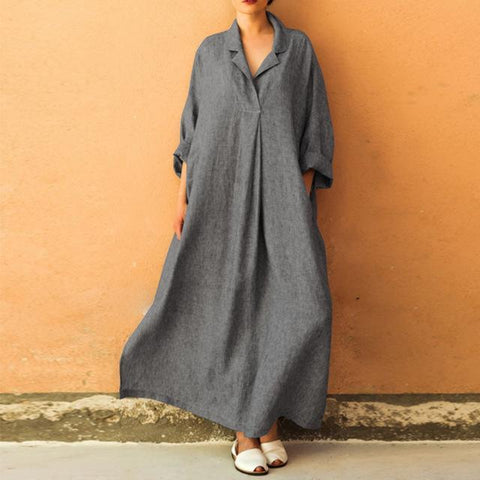 sovradimensionato-maxi-shirt-dress