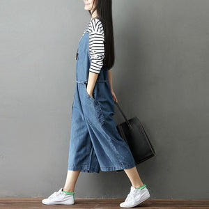 Buddha Trends Blue Denim Loose 90s Συνολικά