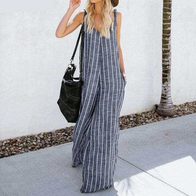 Casual Loose Hipster Overall