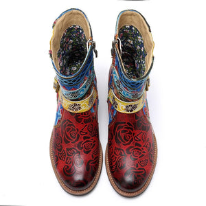 Buddha Trends Carly Boho Hippie Boots