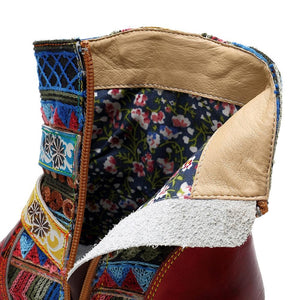 Carly Boho Hippie Boots