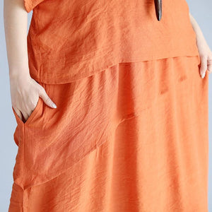 Buddha Trends Kleid Layered Asymmetrical Hippie Dress | Zen