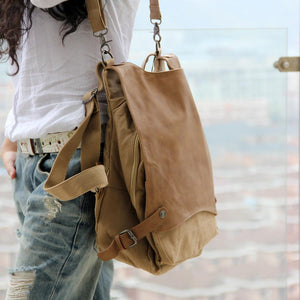 Casual Canvas Backpacks